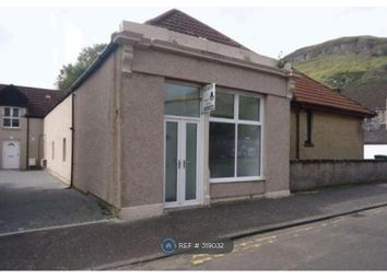 Thumbnail 1 bed flat to rent in Queen Street, Alva