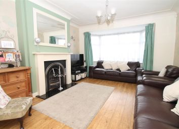 Thumbnail 3 bed end terrace house for sale in Firs Lane, Palmers Green, London