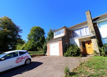 Thumbnail 4 bed semi-detached house to rent in Brickhill Drive, Bedford