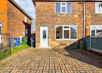Thumbnail 2 bed semi-detached house for sale in Broc-O-Bank, Norton, Doncaster, South Yorkshire