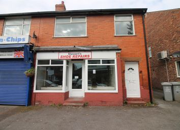 Thumbnail Commercial property for sale in Brook Road, Urmston, Manchester