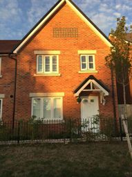 Thumbnail 3 bed end terrace house for sale in 192, Picket Twenty Way, Andover