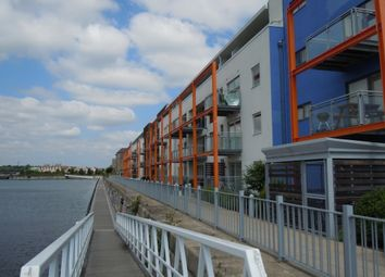 1 bed flat to rent in Watersmeet, St. Mary`S Island, Chatham, Kent ME4