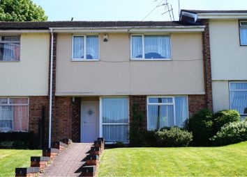 Thumbnail 3 bed town house for sale in Radnor Road, Oldbury