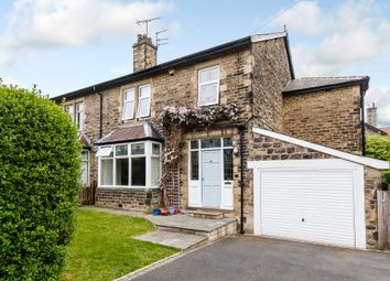 Thumbnail 4 bed semi-detached house for sale in Bankfield Drive, Shipley, West Yorkshire