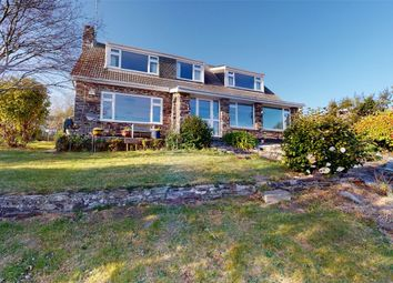 Thumbnail 4 bed detached house for sale in Phernyssick Road, St Austell, Cornwall