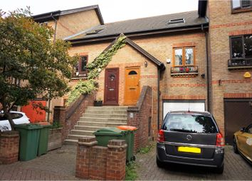 Thumbnail 3 bed town house for sale in Routh Street, London