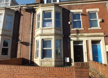 Thumbnail 4 bedroom flat to rent in Brighton Grove, Arthurs Hill, Newcastle Upon Tyne