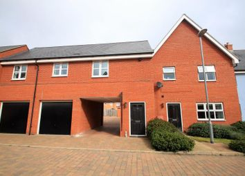 Thumbnail 2 bed maisonette to rent in Peache Road, Colchester, Essex