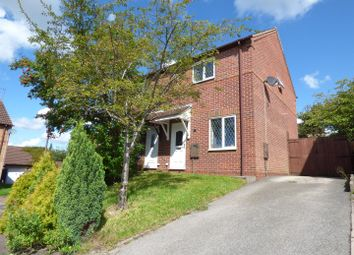 Thumbnail 2 bed semi-detached house to rent in Solway Close, Oakwood, Derby