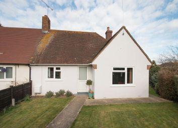 Thumbnail 2 bed semi-detached bungalow for sale in Gaston Way, Lavant, Chichester