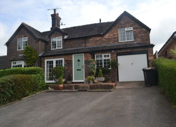 Thumbnail 3 bed semi-detached house for sale in Madeley, Crewe
