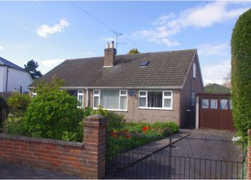 Thumbnail 3 bed semi-detached bungalow for sale in Ash Bank Close, Ripon