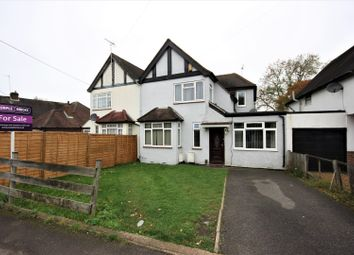 Thumbnail 4 bed semi-detached house for sale in Rutland Avenue, High Wycombe