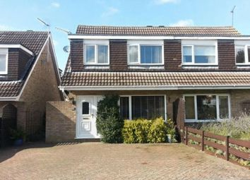 Thumbnail 3 bed semi-detached house for sale in Avenue Bernard, Brackley