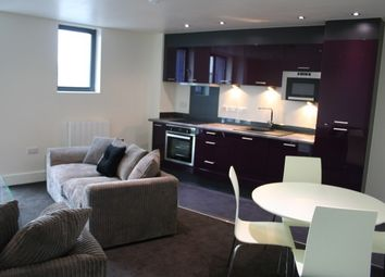 2 bed flat to rent in Indigo Blu, Crown Point Road, Leeds City Centre LS10