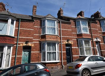 Thumbnail 2 bedroom terraced house for sale in Salisbury Road, Mount Pleasant, Exeter