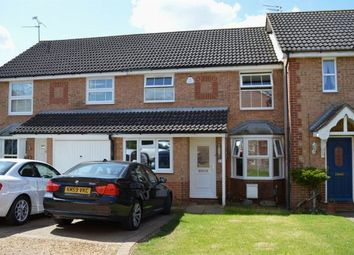 Thumbnail 3 bed terraced house to rent in Bressingham Gardens, East Hunsbury, Northampton