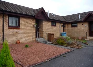 Thumbnail 1 bed bungalow for sale in Bluebell Gardens, Motherwell, North Lanarkshire
