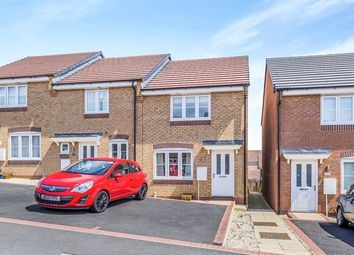 Thumbnail 2 bed town house for sale in Lamphouse Way, Wolstanton, Newcastle-Under-Lyme