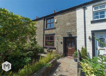 Thumbnail 2 bed cottage for sale in Bolton Road, Hawkshaw, Bury