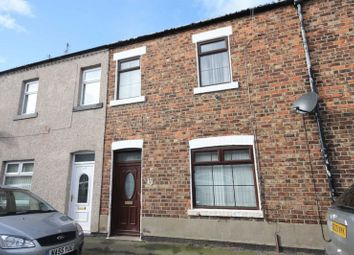 Thumbnail 3 bed terraced house to rent in Hartington Street, Loftus, Saltburn-By-The-Sea