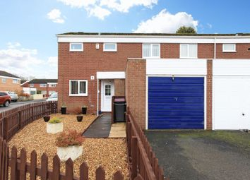 Thumbnail 3 bed semi-detached house for sale in Calcott, Stirchley, Telford