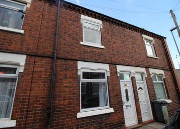 Thumbnail 3 bed terraced house to rent in Cornwallis Street, Stoke, Stoke-On-Trent