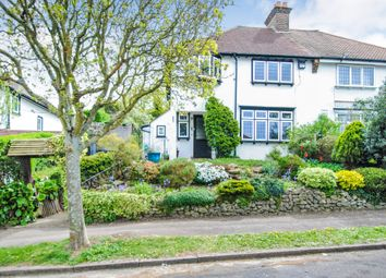 Thumbnail 3 bed semi-detached house for sale in Graham Road, Purley
