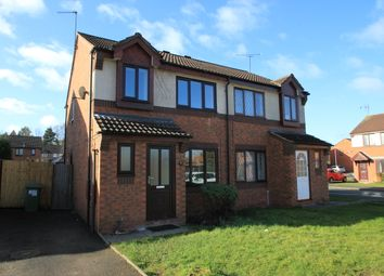 Thumbnail 3 bed semi-detached house to rent in Aldrin Close, Stafford, Staffordshire