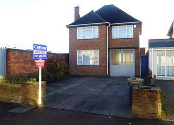 Thumbnail 4 bedroom detached house for sale in Birchfield Lane, Oldbury, West Midlands