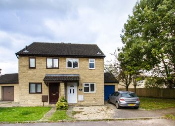 Thumbnail 2 bedroom semi-detached house to rent in Thorney Leys, Witney