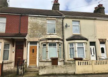 Thumbnail 2 bed terraced house for sale in Bingham Road, Frindsbury, Kent