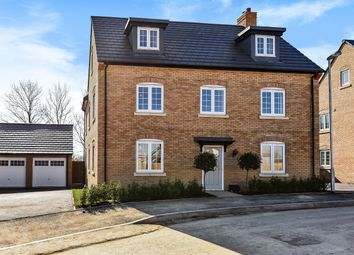 Thumbnail 5 bed detached house for sale in Bedford Road, Great Barford