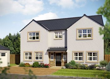 "Thumbnail 5 bed detached house for sale in ""The Bowmore"" at Gateside Road, Haddington"
