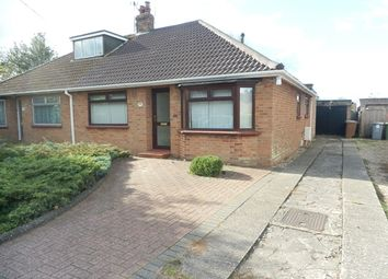Thumbnail 3 bed bungalow to rent in 22 Longfields Road, Norwich