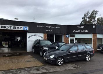 Thumbnail Parking/garage for sale in 10 Wisbech Road, March