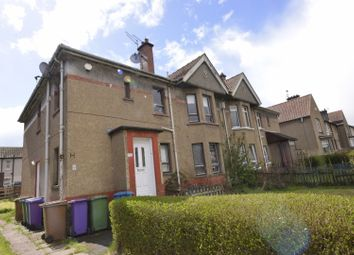 Thumbnail 3 bed flat for sale in Queensland Drive, Glasgow