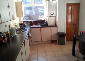 Thumbnail 4 bedroom shared accommodation to rent in Kensington Avenue, Manchester