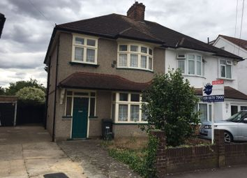 Thumbnail 3 bed semi-detached house for sale in Sutton Hall Road, Hounslow