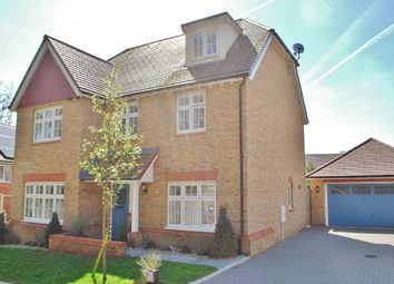 Thumbnail 5 bed detached house for sale in Haynes Way, Pease Pottage