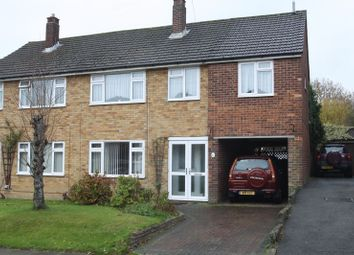Thumbnail 4 bed semi-detached house for sale in The Hurst, Tunbridge Wells