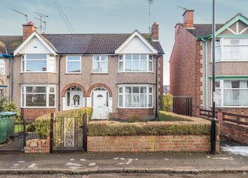 Thumbnail 3 bed end terrace house for sale in Grenville Avenue, Poets Corner, Coventry