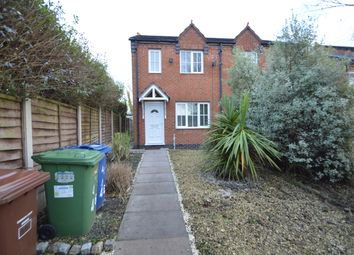 Thumbnail 2 bed semi-detached house to rent in Bromley Close, Hednesford
