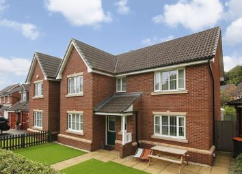 Thumbnail 4 bed detached house for sale in Dewberry Grove, Rogerstone, Newport