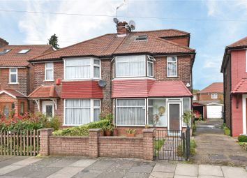 Thumbnail 4 bed semi-detached house for sale in Cleveland Gardens, London