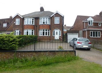 Thumbnail 3 bed semi-detached house to rent in Park Road North, Chester Le Street