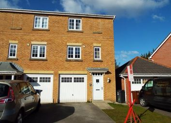 Thumbnail 3 bed terraced house for sale in Welbeck Crescent, Bamber Bridge, Preston, Lancashire
