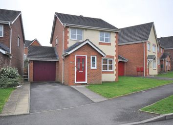 Thumbnail 3 bed detached house for sale in 21 Allt Ioan, Johnstown, Carmarthen