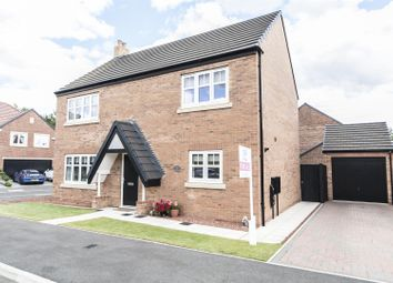 4 bed detached house for sale in Cropston Close, Hartlepool TS26